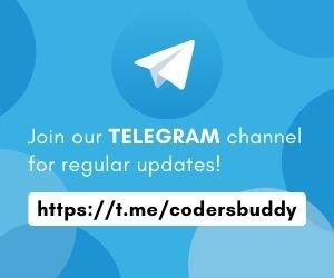 coders buddy telegram