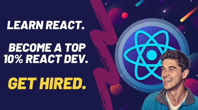 Complete React Developer In 2021 with Redux, Hooks, GraphQL udemy course torrent