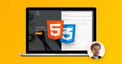 Build Responsive Real World Websites with HTML5 and CSS3 udemy course torrent