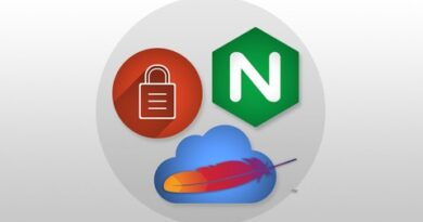 NGINX, Apache, SSL Encryption Free Udemy Course