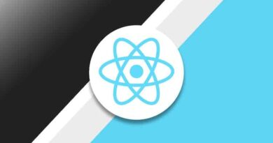 React tutorials and project udemy course torrent