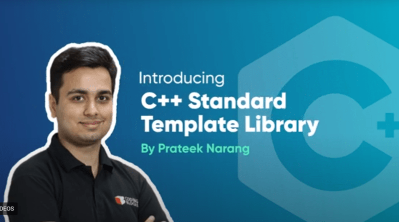 Coding Blocks C++ STL course by prateek narang free download
