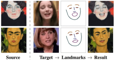 samsung researchers create ai that transforms still images into talking images